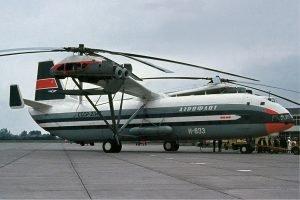двувитловият вертолет ми-12