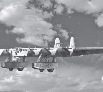 Летящо крило К-7