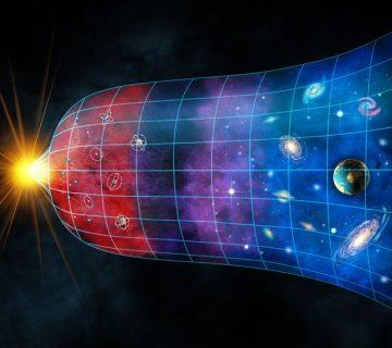 разширението на вселената