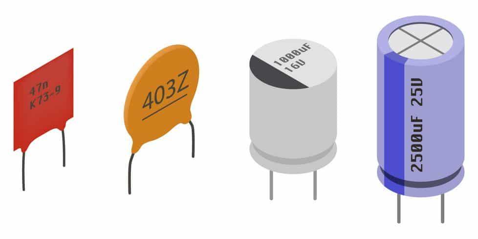 кондензаторът