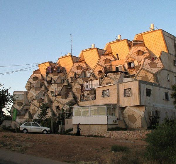 Кварталът Ramot Polin