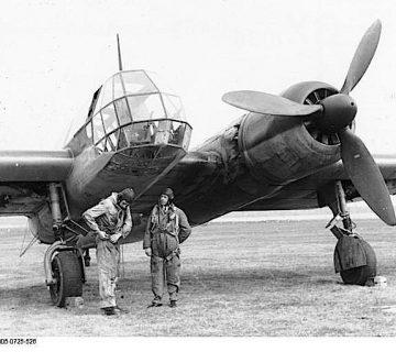 Галерия асиметричен самолет Blohm & Voss BV 141
