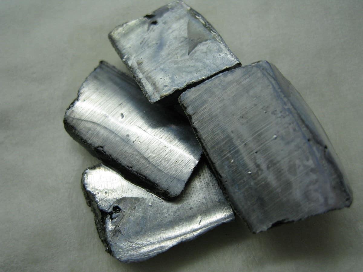 Химическият елемент калий