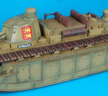 Char 2C - супер тежък танк