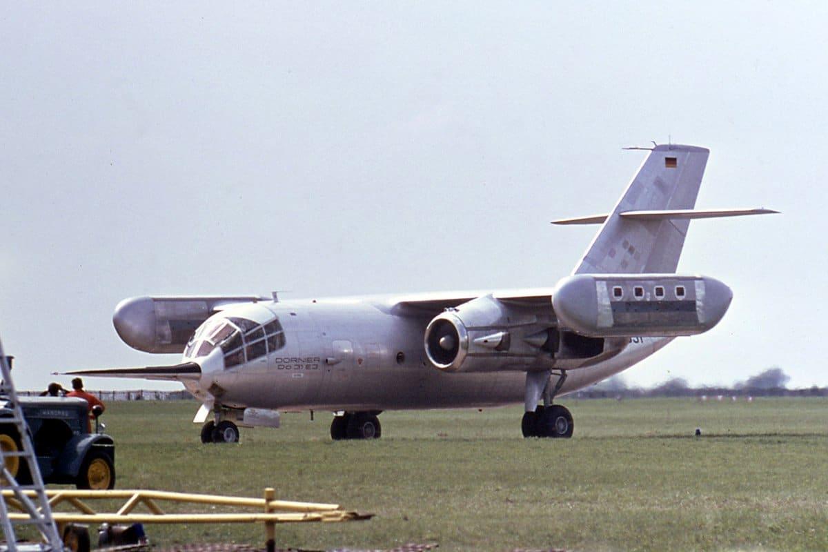 Dornier-Do-31