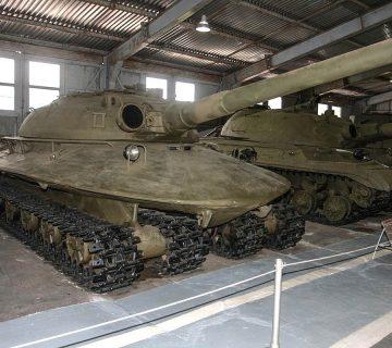 Съветският тежък танк Обект 279