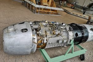 Авиационен двигател Jumo 004 B