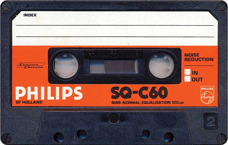 Компактната касета