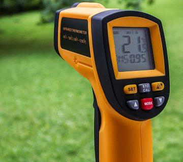 безконтактни термометри