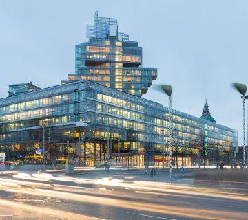 Централата на Норд Дойче Банк