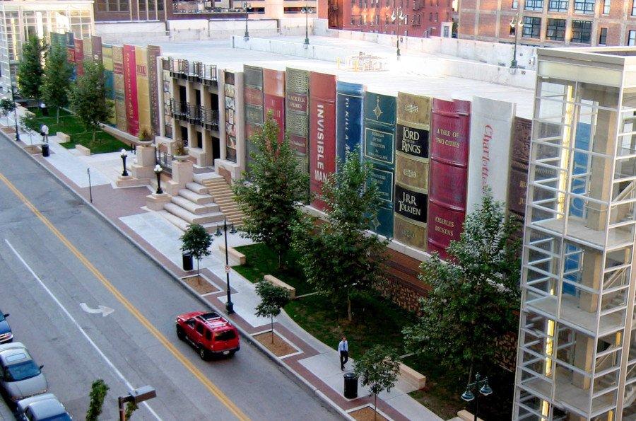 библиотеката на канзас сити