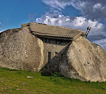 Каменната къща Гимараеш