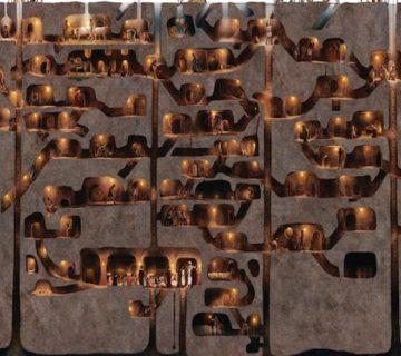 подземният град деринкую