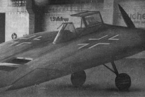 самолетът с кръгло крило sack AS-6