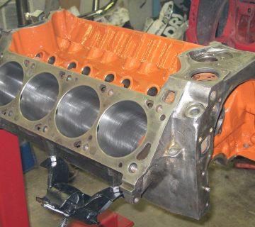блокове за двигатели