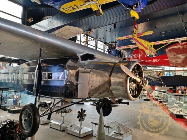 Пътнически самолет Фокер VIIa