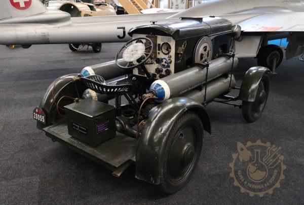 Машина за зареждане с кислород