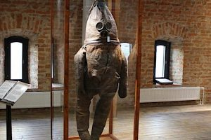 Най-старият водолазен костюм