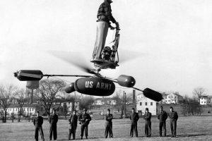 Аероциклетът. въздушен мотоциклет