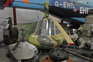 Разузнавателният хеликоптер Westland WG.33