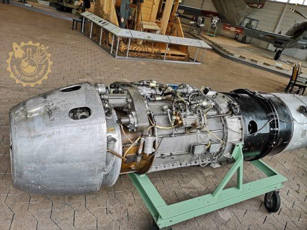 Реактивен двигател Junkers Jumo 004 B