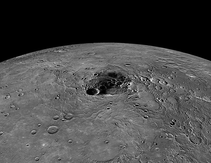 Колонизирането на Меркурий