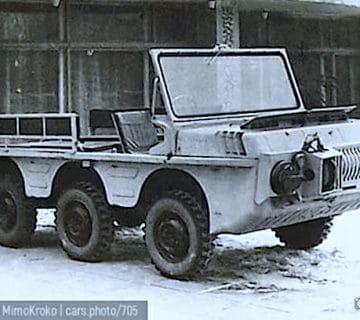 ЛуАЗ – 972