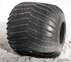 Пневматични ролки на Високопроходимият камион Нами–094