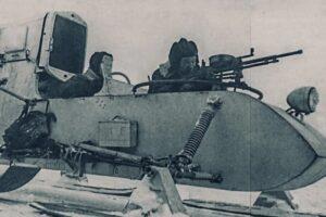 Аеросани РФ-8 / ГАЗ-98