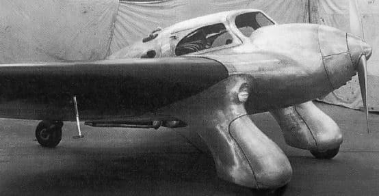 Ford 15 P – опит на Форд за масов самолет