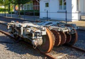 Влакови спирачки с вътрешни дискове