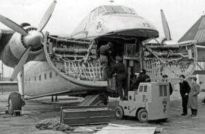 Bristol 170 - товарене