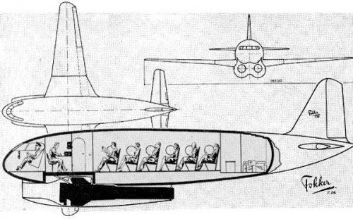 Fokker F26 Phantom
