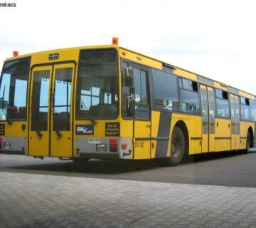 Летищен автобус Van Hool