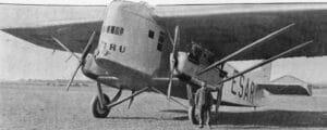 Farman F.120 - пътнически вариант с два двигателя