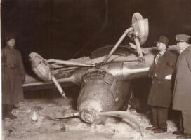 Самолетът IAR CV 11 - катастрофата