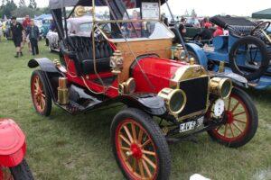 Ford T – първият масов автомобил