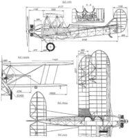 Поликарпов ПО-2 - схема
