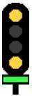 Светофор за скоростна сигнализация