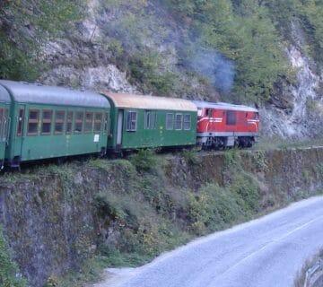 Родопската теснолинейка, или иначе казано ЖП линия №16