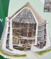 Укрепената къща Брох (Broch) - дизайн